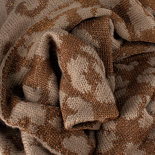 ABOUT ACCESSORIES Foulard 8.73.738 en taupe - large