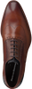 FLORIS VAN BOMMEL Richelieus 19062 en cognac - small