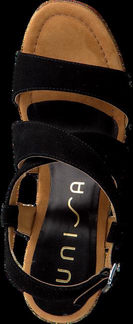 UNISA Sandales TERRAT en noir  - large