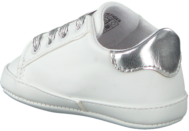 TOMMY HILFIGER Chaussures bébé LACE-UP SHOE en blanc  - large