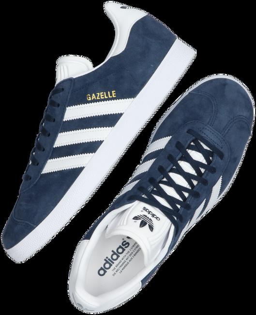 ADIDAS Baskets GAZELLE HEREN en bleu - large