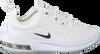 NIKE Baskets basses AIR MAX AXIS (PS) en blanc  - small