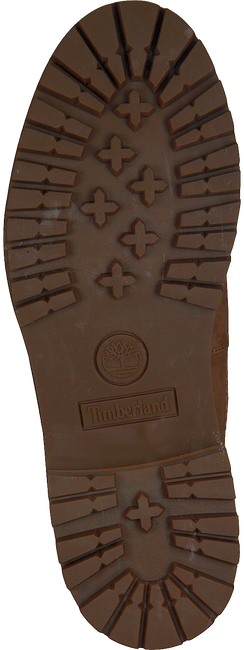 TIMBERLAND Bottillons COURMAYEUR VALLEY YB en marron - large