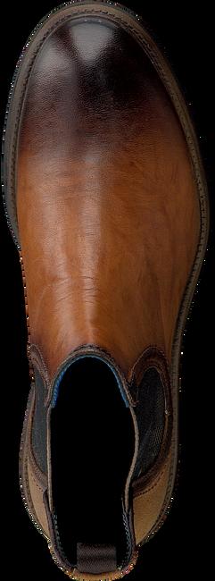 GIORGIO Bottines chelsea HE59608 en cognac - large