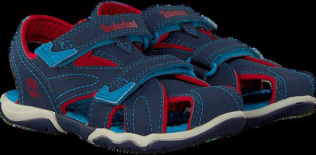 TIMBERLAND Sandales ADVENTURE SEEKER CLOSED KIDS en bleu - large