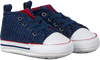 CONVERSE Chaussures bébé CHUCK TAYLOR ALL STAR FIRST ST en bleu - small