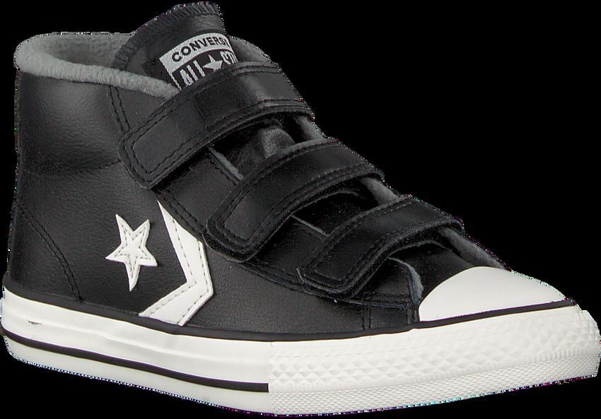 CONVERSE Baskets STAR PLAYER 3V MID en noir - larger