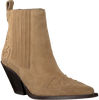 TORAL Bottines TL-12358 en beige  - small
