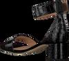 UNISA Sandales GINA en noir  - small