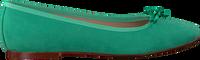 GIULIA Ballerines G.12.BALLERINA en vert  - medium