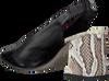 LAURA BELLARIVA Escarpins 5342B en noir  - small