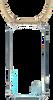 KASCHA-C Mobile-tablettehousse PHONECORD IPHONE X/XS en beige  - small