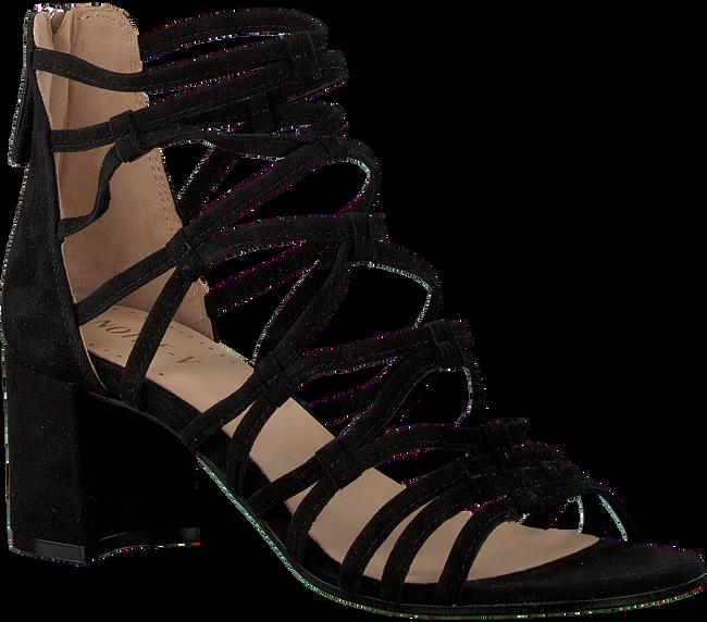 NOTRE-V Sandales 45395 en noir  - large