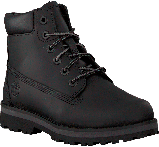 TIMBERLAND Bottines à lacets COURMA KID TRADITIONAL 6 INCH en noir  - large