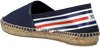 Blauwe TOMMY HILFIGER Espadrilles CHUNKY TAPE  - small