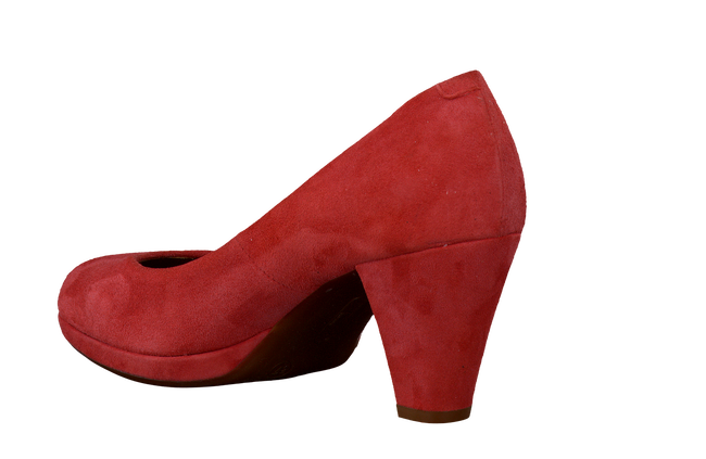 OMODA Escarpins 051.387 en rouge - large