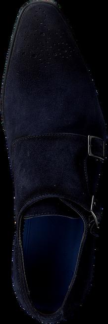 GIORGIO Richelieus HE50243 en bleu - large