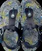 BRAQEEZ Sandales 418071 en bleu - small