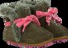 VINGINO Chaussures bébé SAMMI en vert - small