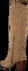 NOTRE-V Bottes hautes BY6606X en beige  - small