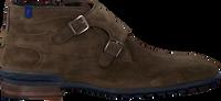Taupe FLORIS VAN BOMMEL Nette schoenen 16030  - medium