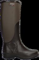 Bruine AIGLE Regenlaarzen RBOOT - medium