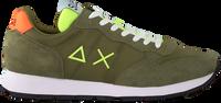 Groene SUN68 Lage sneakers TOM FLUO MEN - medium
