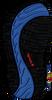 Blauwe TEVA Sandalen I HURRICANE 6243  - small