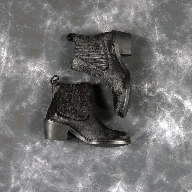 MARUTI Bottines HALEY en noir - large