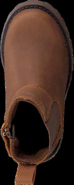 TIMBERLAND Bottines chelsea COURMA KID en marron  - large