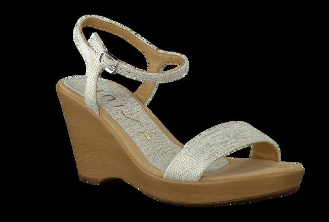 UNISA Sandales RITA en blanc - large