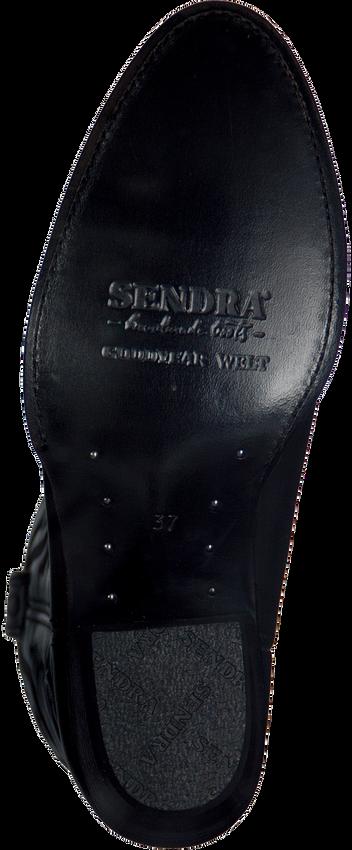 Zwarte SENDRA Cowboylaarzen 11627  - larger
