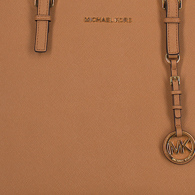 MICHAEL KORS Shopper T Z TOTE en cognac - large