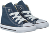 CONVERSE Baskets CHUCK TAYLOR ALL STAR HI KIDS en bleu - small