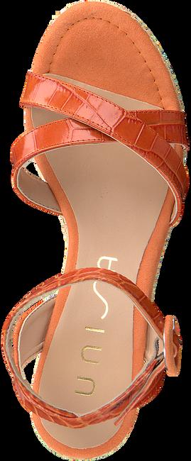 UNISA Espadrilles MONTEA en orange  - large