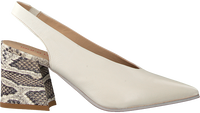 LAURA BELLARIVA Escarpins 5342B en blanc  - medium