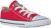 Rode CONVERSE Sneakers CHUCK TAYLOR ALL STAR OX KIDS - small