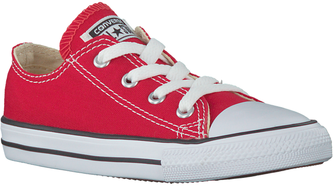 Rode CONVERSE Sneakers CHUCK TAYLOR ALL STAR OX KIDS - large