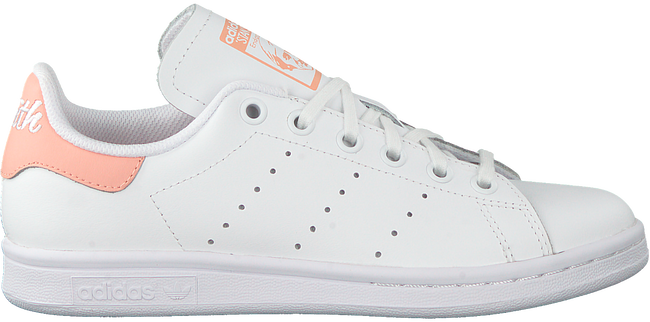 ADIDAS Baskets basses STAN SMITH J en blanc  - large