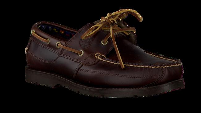 TIMBERLAND Chaussures à lacets 5230R/5232R en marron - large