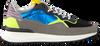 Blauwe FLORIS VAN BOMMEL Lage sneakers 16301  - small