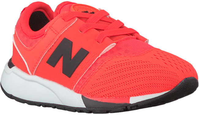 NEW BALANCE Baskets KA247 en orange - large