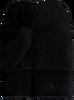 Zwarte WARMBAT Handschoenen MITTEN WOMEN  - small