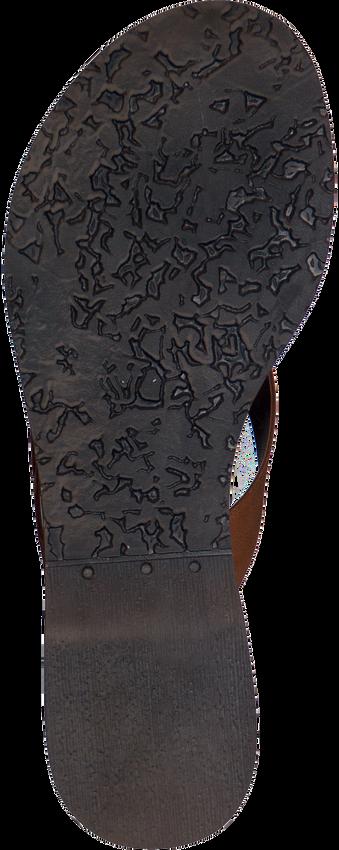 Cognac LAZAMANI Slippers 75.283  - larger