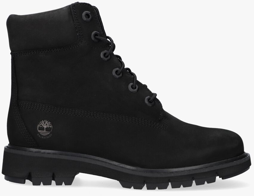 Zwarte TIMBERLAND Veterboots LUCIA WAY 6IN WP BOOT - larger