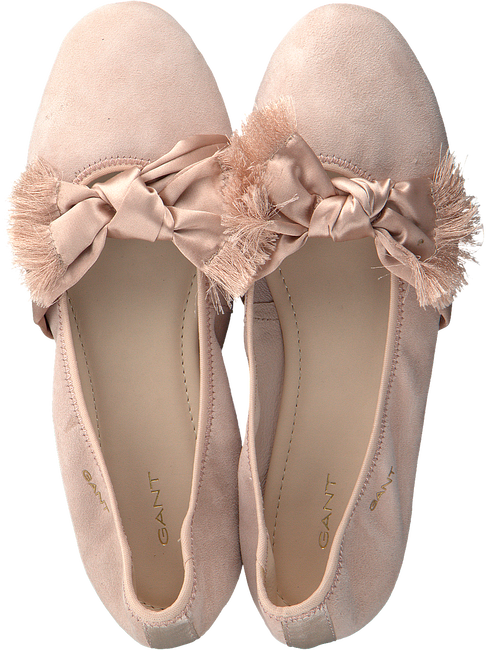 GANT Ballerines MOLLY en rose - large