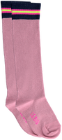 LE BIG Chaussettes TABRETT KNEE HIGH en rose  - medium