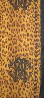 ROMANO SHAWLS AMSTERDAM Foulard SHAWL ANIMAL en jaune  - medium