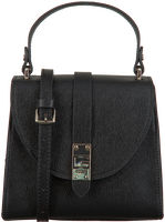 GUESS Sac à main NEREA TOP HANDLE FLAP en noir  - medium