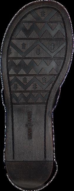 Zwarte MINNETONKA Sandalen 71302  - large